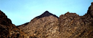 Mount Sinai (Ron Wyatt)